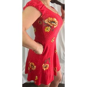 F21 Poppy mini dress